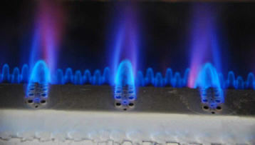 Pactrol Gas Burner